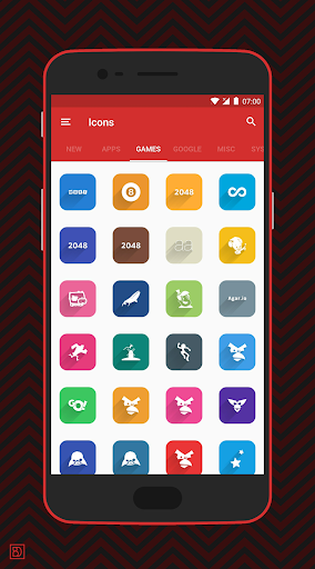 Elta - Flat Style Icon Pack screenshots 8