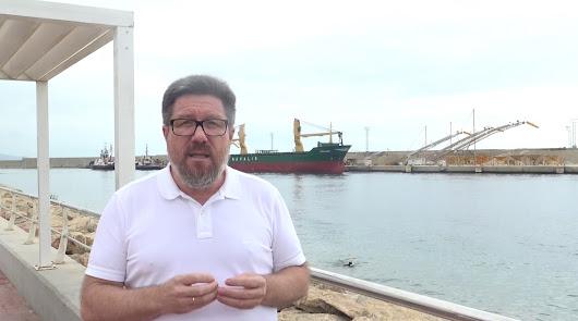 El PSOE reclama una nueva carretera de acceso al puerto desde la A-7