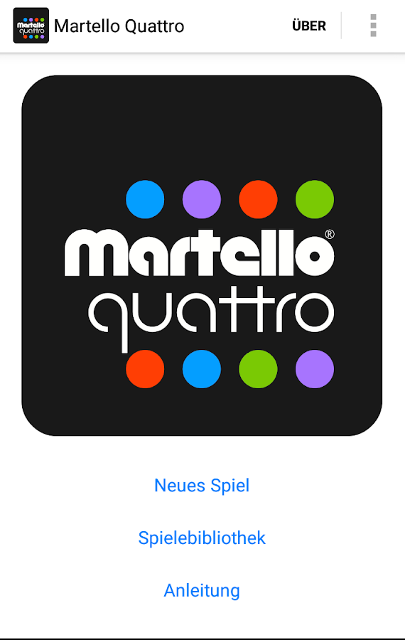 Martello Quattro- screenshot