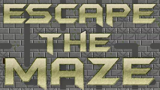 Escape the Maze screenshot 0