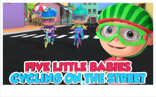 Kids Zool Babies Cartoon Video Songs - Offline 1.15 screenshots 6
