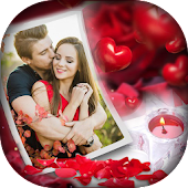 Romantic Love Photo Frames - HD Love Photo Frame
