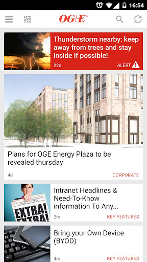 OGE Member News Mobile
