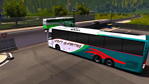 Bus simulator coach bus simulation 3d bus game 1.0 screenshots 4
