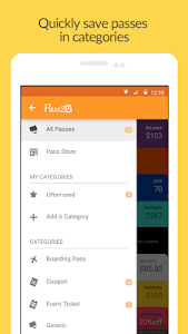 Pass2U Wallet for Passbook screenshot 1