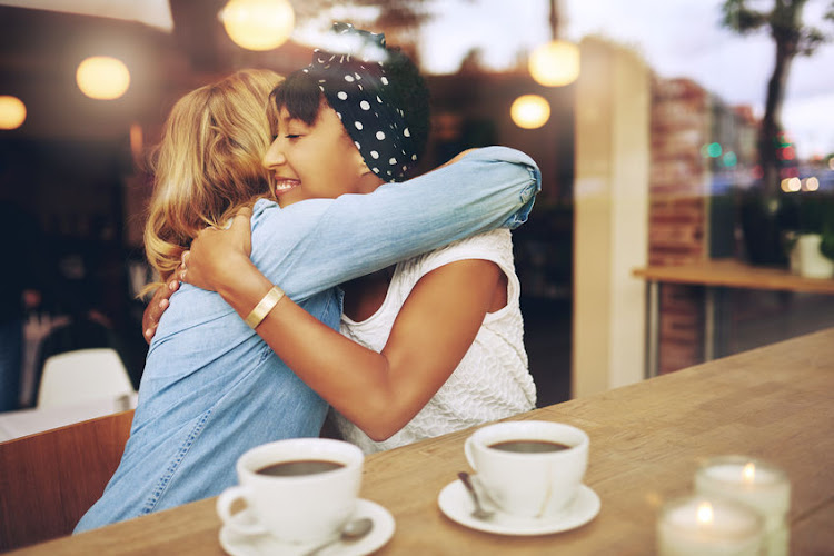The direction you hug someone from says a lot about how you feel about them, according to a new study.