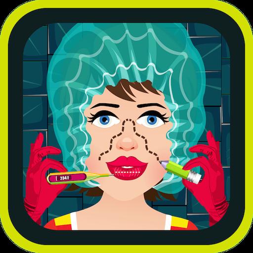 休闲の整形手術シミュレータ LOGO-記事Game