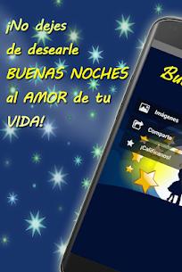 Frases Bonitas con Imágenes de Buenas Noches Amor 1