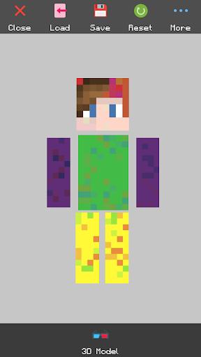 Custom Skin Editor Lite for Minecraft 2.8.0 screenshots 3
