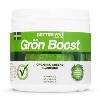 Better You Grön Boost, 200g