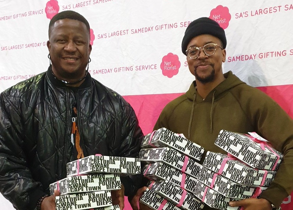 How celebs spent their #67Minutes this Mandela Day