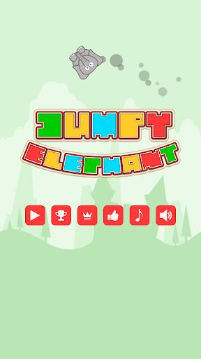 Jumpy Elephant