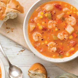 Autumn Shrimp Soup Recipe