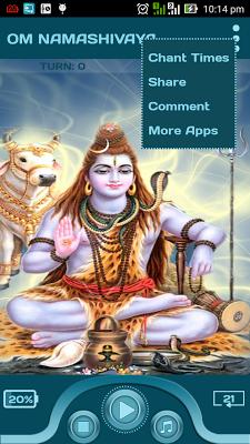 Om Nama Shivaya Chanting - screenshot