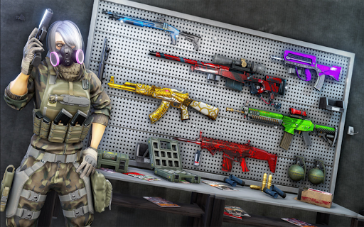 Combat Commando Gun Shooter apkmr screenshots 10