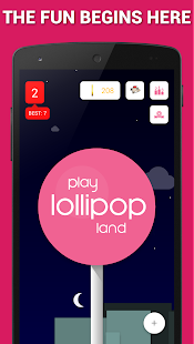 Lollipop Land Screenshot 1