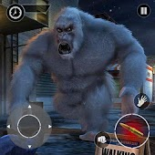 Mountain Beast Yeti Apes Survival