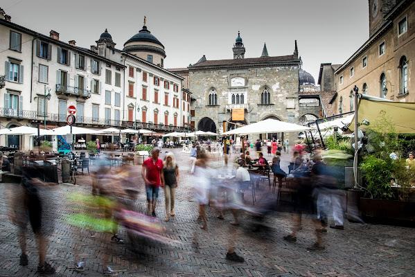 Nella mia città: turisti che vanno, turisti che vengono ... di Winterthur58