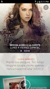 Telemundo Novelas screenshot 0