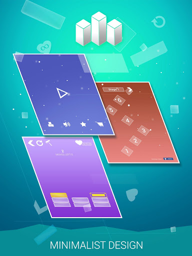 Three Towers: The Puzzle Game (Premium) Jogos para Android screenshot
