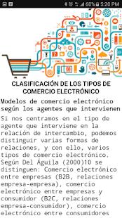 curso de comercio electrónico - náhled