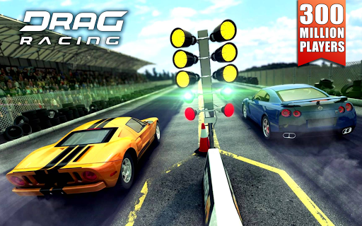 Drag Racing[Mod Money/Unlocked]