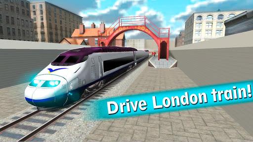 London Train Driver 3D|玩模擬App免費|玩APPs