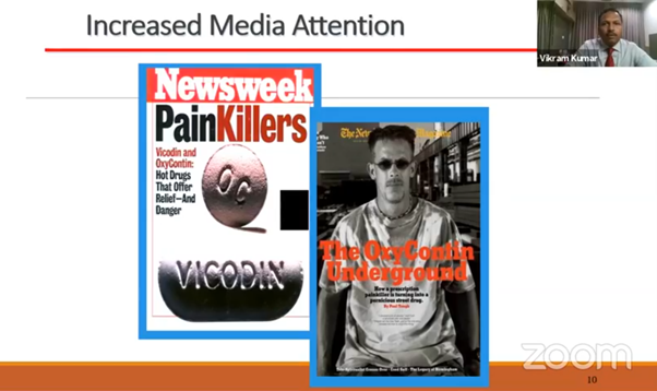 increased media attention