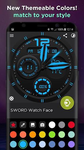 WatchMaker Watch Faces 5.1.8 screenshots 5
