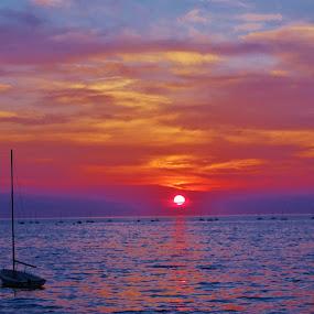 by Kathlene Moore - Landscapes Sunsets & Sunrises (  )
