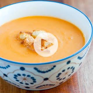 Creamy Vegetable Soup Half And Half Recipes.