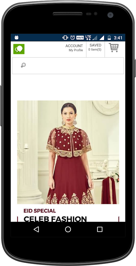 SareesBazaar NZ - Online Indian Clothing Shopping- screenshot