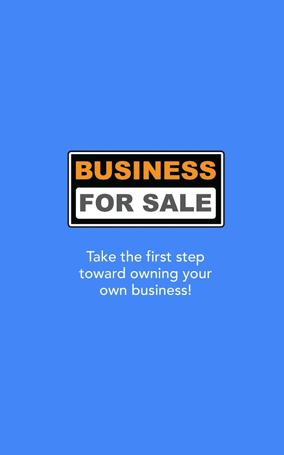 Business For Sale- screenshot