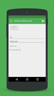 Kaizala: Get work done on chat Screenshot 7