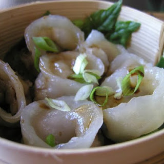 Pork Crystal Dumplings