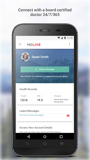 MDLIVE: Talk to a Doctor 24/7 4.27.1 screenshots 1