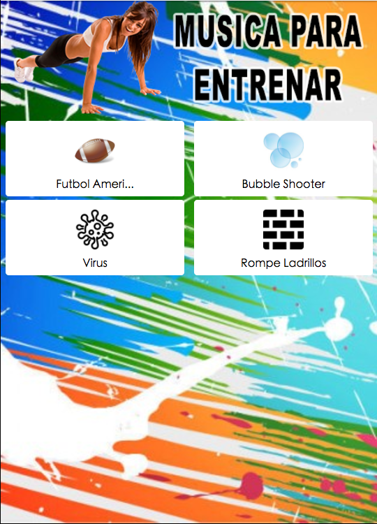 musica para entrenar android apps on google play