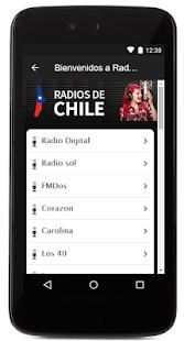 Todas las Radios de Chile - náhled