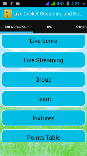 Live Cricket Streaming News