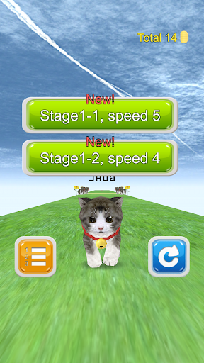 Télécharger Gratuit Cat Run apk mod screenshots 1