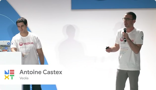 Video featuring Veolia: How to Run Containers on Google Cloud's Serverless Infrastructure