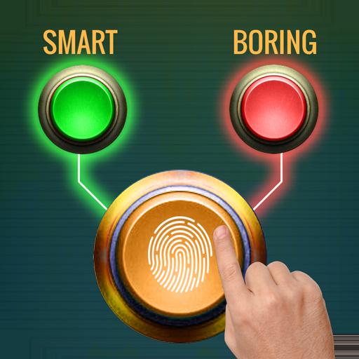 Fingerprint Personality Detector Prank