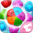 Super Charming Lollipop Match3 icon