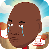 Crying Jordan Dash