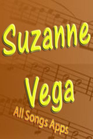 All Songs of Suzanne Vega