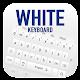 White Keyboard apk
