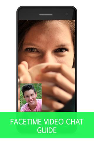 指南的Facetime視頻聊天功能