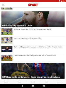 SPORT.es screenshot 3