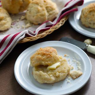 Cream Drop Biscuits.