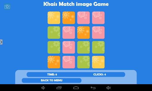 Khais Image Match Game